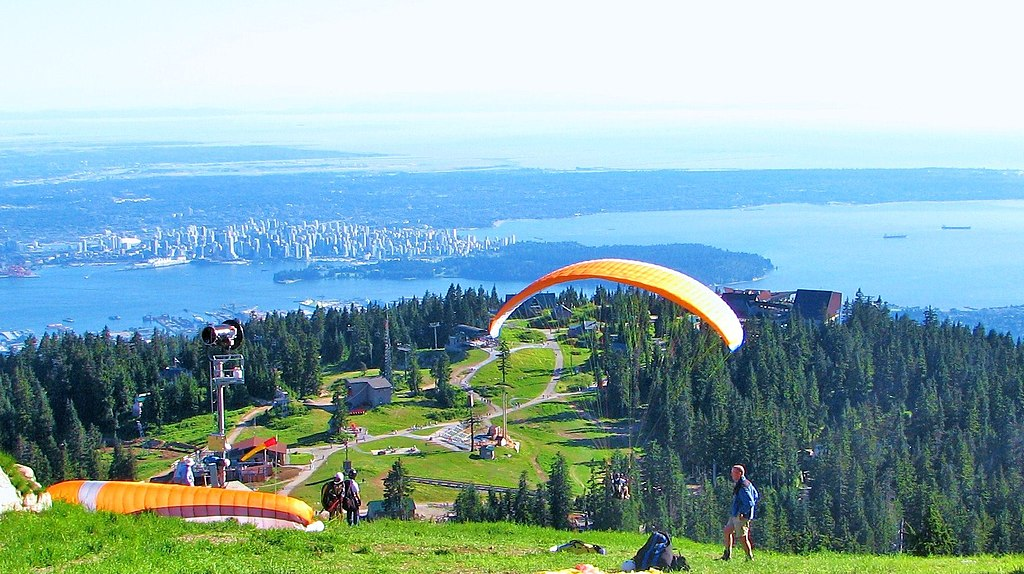 how to get to grouse mountain from north vancouver