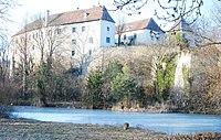 GuentherZ 2011-02-26 0072 Burgschleinitz Burg.jpg