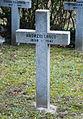 GuentherZ 2013-01-12 0407 Wien11 Zentralfriedhof Gruppe88 Soldatenfriedhof polnisch WK2 Grabkreuz Andrzei Lasco.JPG