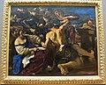Guercino, sansone catturato dai filistei, 1619, 01.JPG