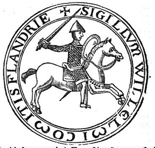 William Clito Count of Flanders