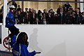 Gym Dandies dazzle crowd at 57th Presidential Inauguration Parade 130121-Z-QU230-325.jpg