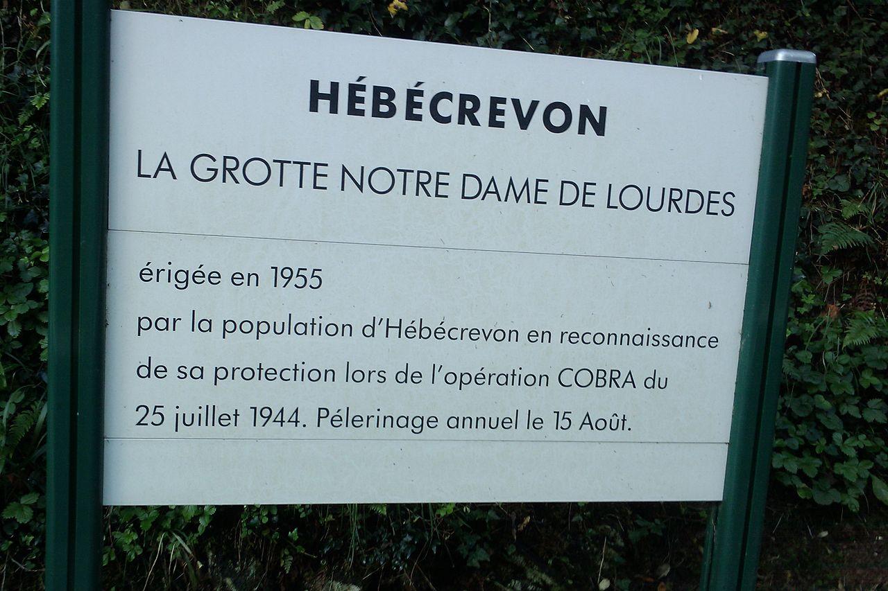 Les répliques de la grotte de Lourdes - Page 3 1280px-H%C3%A9b%C3%A9crevon_-_grotte_de_Lourdes_%28panneau_informatif%29