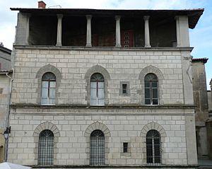 Jean-Amédée Gibert - Image: Hôtel de Romieu ou de Luppé1