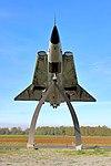 Hörsching - Schauobjekt Saab Draken.JPG