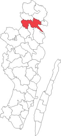 Gamleby landskommune i Kalmar amt