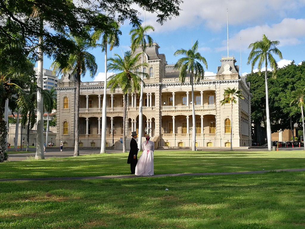 ʻIolani Palace - Royal Residence of the Kingdom of Hawaii- Virtual Tour