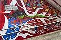 HK 中環 Central 些利街 Shelley Street 香取慎吾 Shingo Katori wall painting Grafitti April 2018 IX2 06.jpg