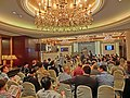 HK 港島香格里拉酒店 Island Shangri-la Hotel interior Bonhams Auction hall Nov-2013 001.JPG