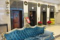 HK 西營盤 Sai Ying Pun 華大盛品酒店 Best Western Plus Hotel Hong Kong 香港華美達酒店 Ramada lobby interior sofa furniture Dec-2017 IX1 08.jpg
