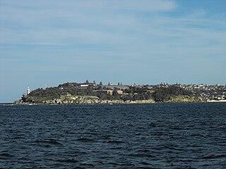 HMAS <i>Watson</i> Royal Australian Navy base on Sydney Harbour