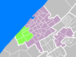 Location in The Hague