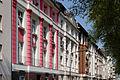 Haeuser Gustav-Poensgen-Strasse 5 bis 15 in Duesseldorf-Friedrichstadt, von Suedosten.jpg
