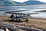 Hallo Bay - bush plane on the beach.jpg