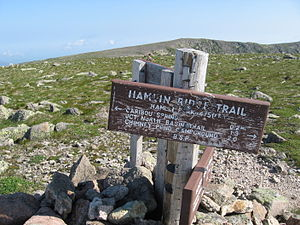 Hamlin Peak - Image: Hamlin Peak