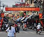 Hang Dao Street decorated for 1000th anniversary of Hanoi. (5052682981).jpg