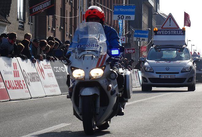 Harelbeke - Driedaagse van West-Vlaanderen, etappe 1, 7 maart 2015, aankomst (A15).JPG