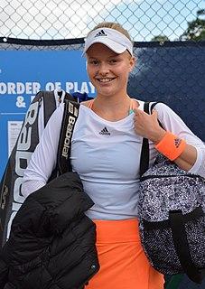 Harriet Dart British tennis player