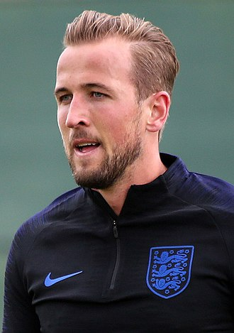 Harry Kane - Kane training with England at the 2018 FIFA World Cup