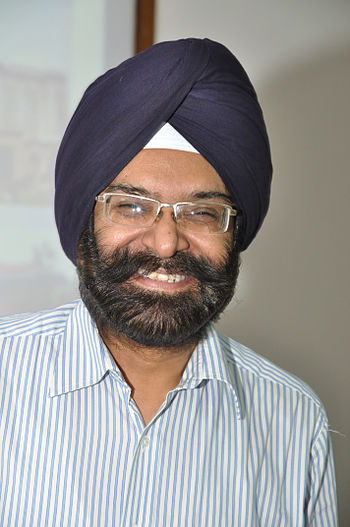 Prof. Harvinder Singh Jabbal, B.E.(Hons) elect...