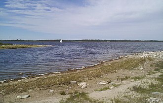 Beaver Hills (Alberta) - Hastings Lake from the south