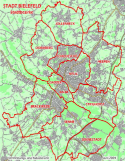 Bielefeld Wikipedia