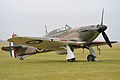Hawker Hurricane IIa 'P3351 - K' (F-AZXR) (13897764779).jpg