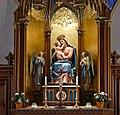 Heiligenkreuz Cholerakapelle Gnadenstatue Mariahilf.jpg