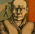 Heinrich Hoerle, Der Arbeiter, 1922-23.jpg