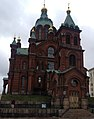 Helsinki Orthodox Cathedral on 4th April 2015 2.jpg
