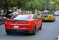 Hennessey Chevrolet Camaro and Ford Mustang GT-CS, Bangladesh. (36789238982).jpg