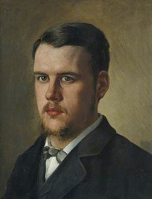 Henry Festing Jones - Samuel Butler (1835-1902). Henry Festing Jones, St John's College, University of Cambridge; Supplied by The Public Catalogue Foundation