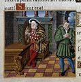 Henry VIII with harp - Psalter of Henry VIII (1530-1547), f.63v - BL Royal MS 2 A XVI.jpg