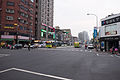 Heping West Road 3rd Section East View from Heping West Road 3rd Section and Kangding Road Intersection 20150221.jpg
