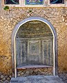 Herculaneum — Mosaic Alcove (14919215375).jpg