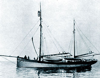Alexander Kuchin - Hercules schooner