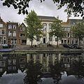 Herenhuis met ionische pilastergevel - Leiden - 20364025 - RCE.jpg