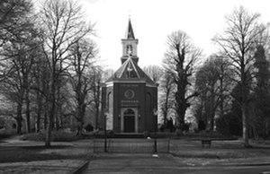Bennebroek - Image: Hervormde kerk Bennebroek