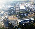 Hessen Raunheim am Main east IMG 8372 industrial area mit Huyndai machine tools europe.JPG