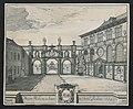 Het Rubenshuis (of Maison Hilwerve) te Antwerpen in 1684.jpg