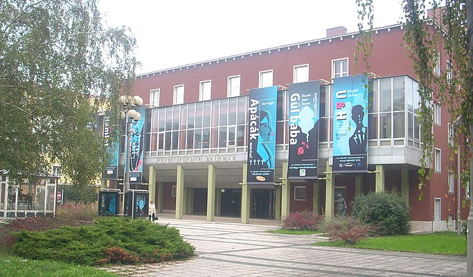 Hevesi Sándor Theatre