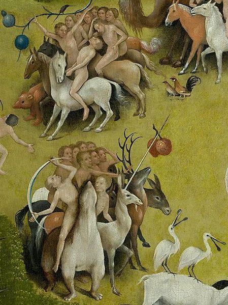 File hieronymus bosch wikimedia commons - Il giardino delle delizie bosch ...