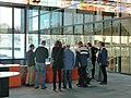 Hilversum-Nieuwjaarsborrel WMNL 2015 bij Beeld en Geluid (36).JPG