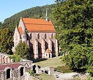 Hirsau marienkapelle3