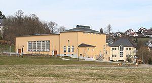 Hirschberg, Thuringia - Image: Hirschberg (Saale) 2008 03b