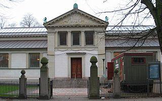 Art museum in Copenhagen, Denmark