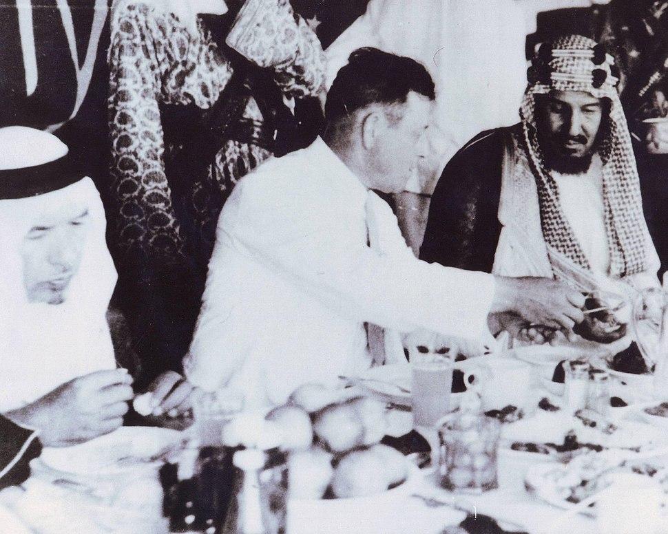 His Majesty King Abdul Aziz Al Saud