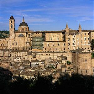 Urbino - A view from Urbino