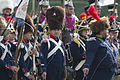 Historical reenactment of 1812 battle near Borodino 2011 1.jpg