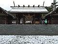 Hokkaido Jingu, Hokkaido Shrine, Sapporo, Hokkaido, Japan, 北海道神宮, 札幌, 北海道, 日本, ほっかいどうじんぐう, さっぽろし, ほっかいどう, にっぽん, にほん (16696341536).jpg